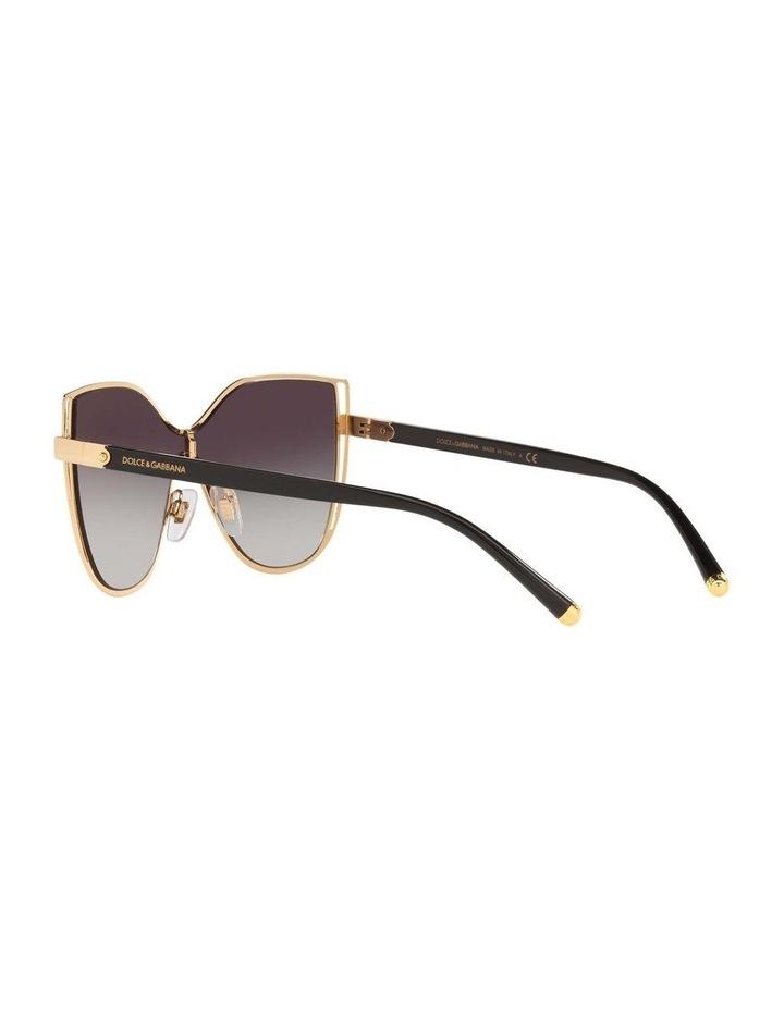 Grey Cat Eye Sunglasses 0DG2236 1524562002 image 5