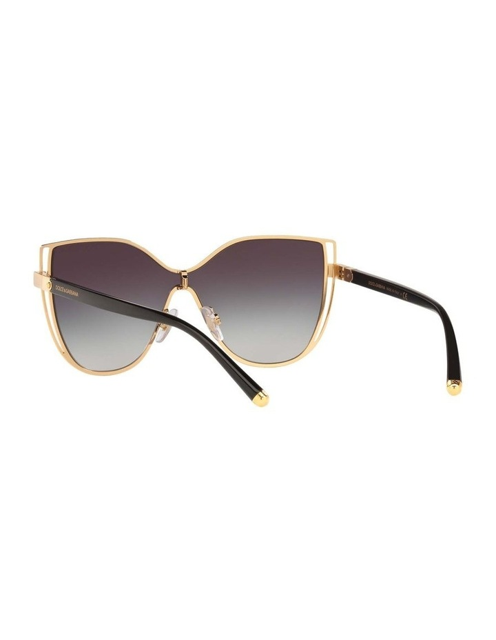 Grey Cat Eye Sunglasses 0DG2236 1524562002 image 6
