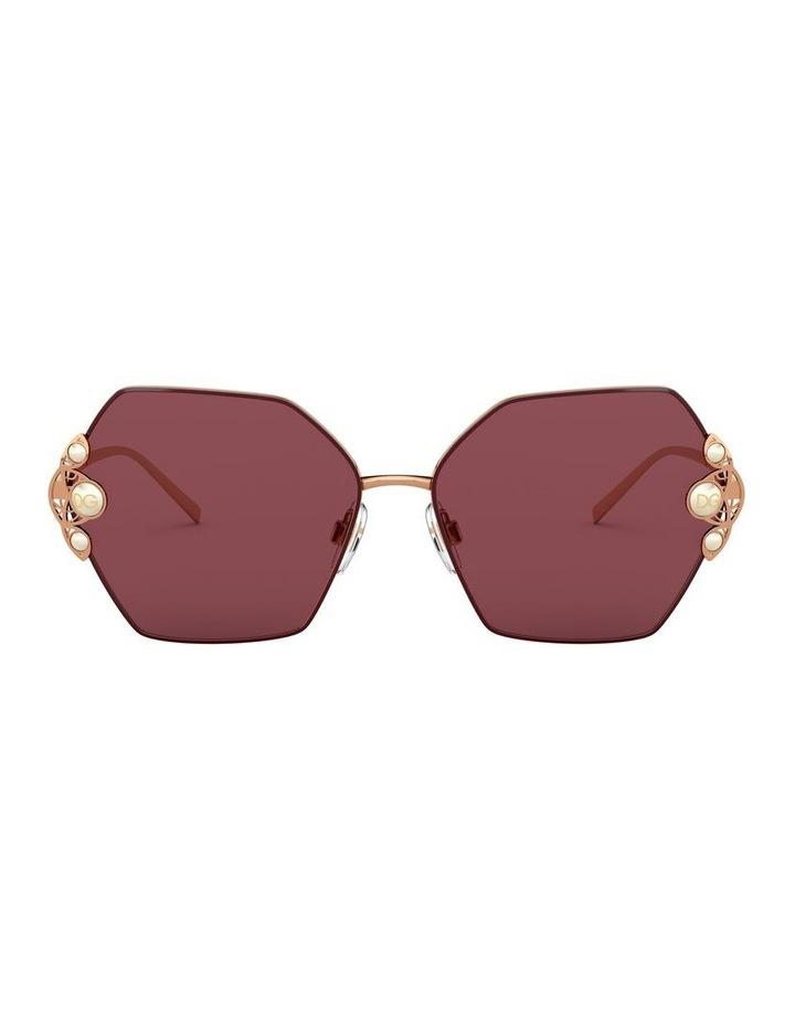 Hexagon Sunglasses 0DG2253H 1529927002 image 1