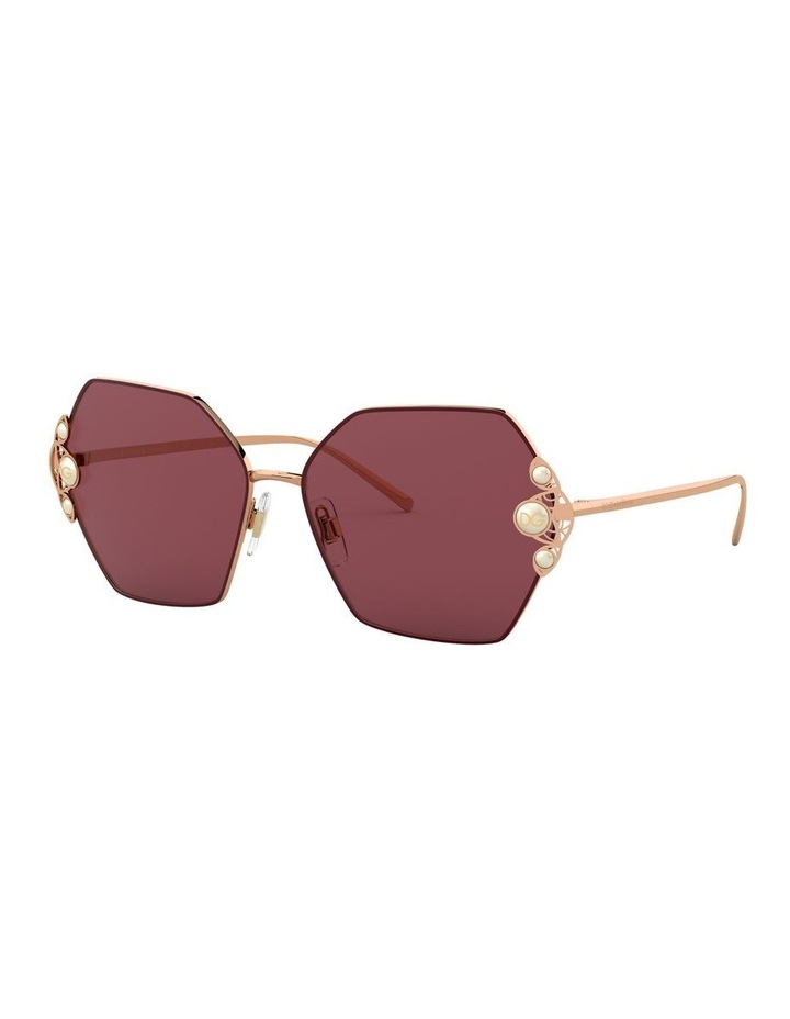 Hexagon Sunglasses 0DG2253H 1529927002 image 2