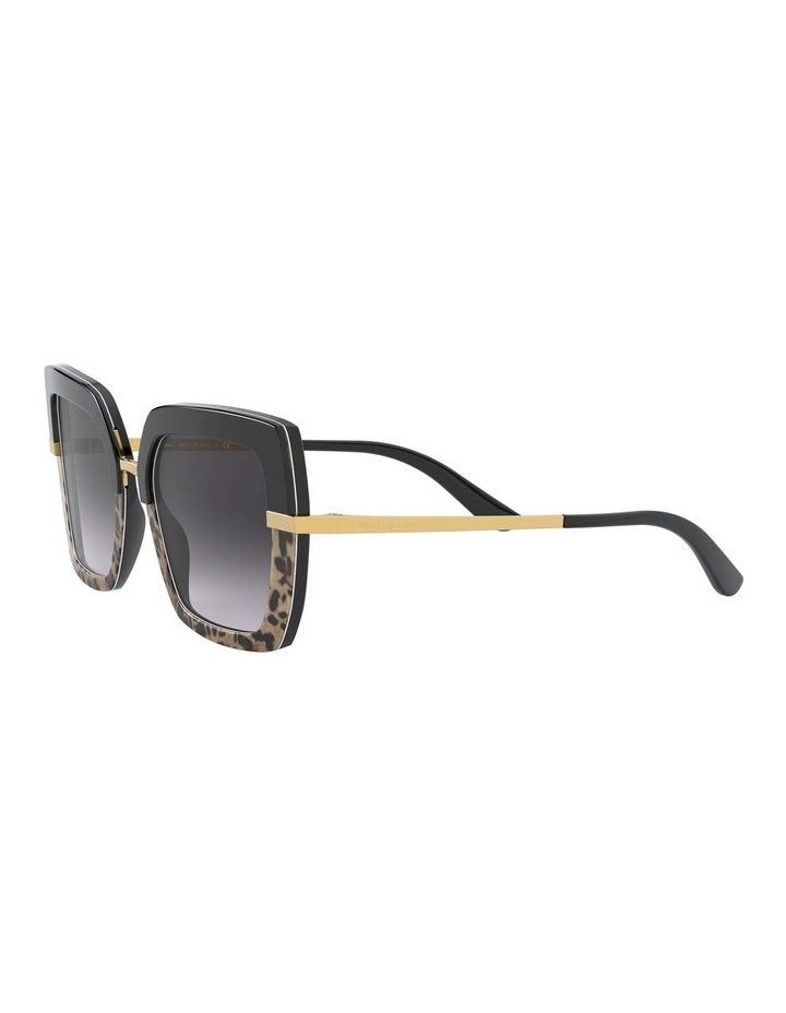 Square Sunglasses 0DG4373Grey image 3