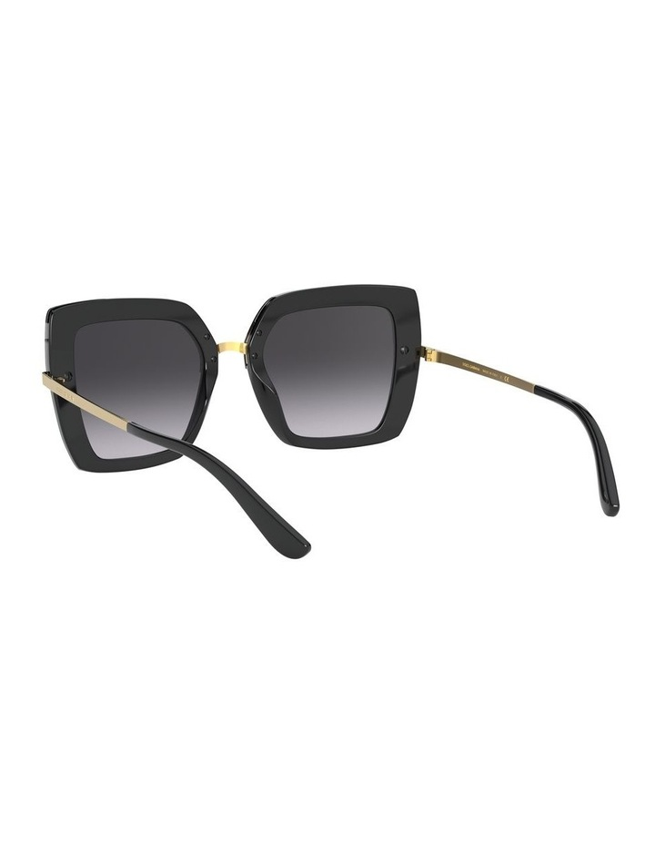 Square Sunglasses 0DG4373Grey image 6