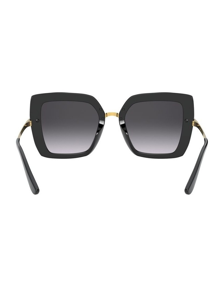 Square Sunglasses 0DG4373Grey image 7