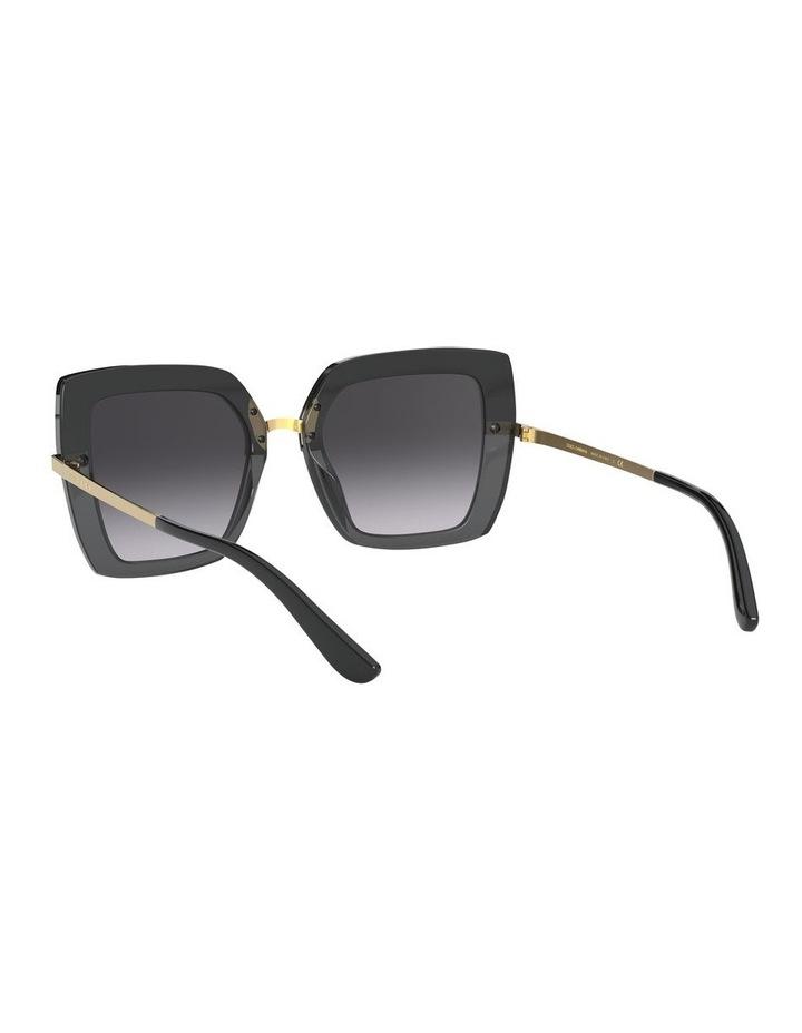 Grey Square Sunglasses 0DG4373 1529928005 image 6