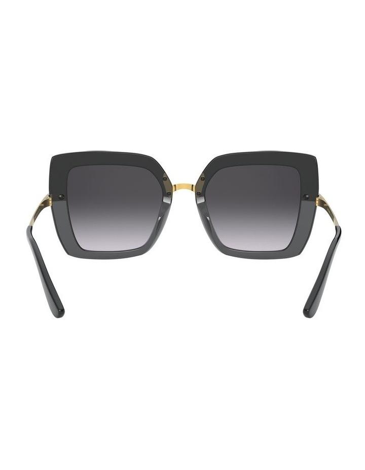 Grey Square Sunglasses 0DG4373 1529928005 image 7