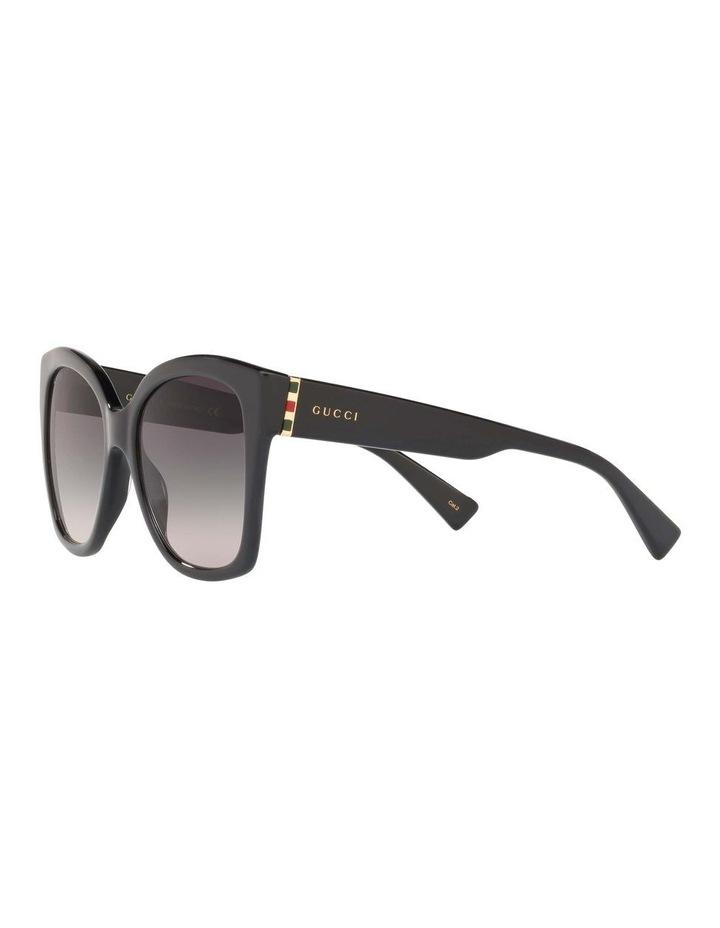 Black Square Sunglasses 0GC001221 1524355001 image 3