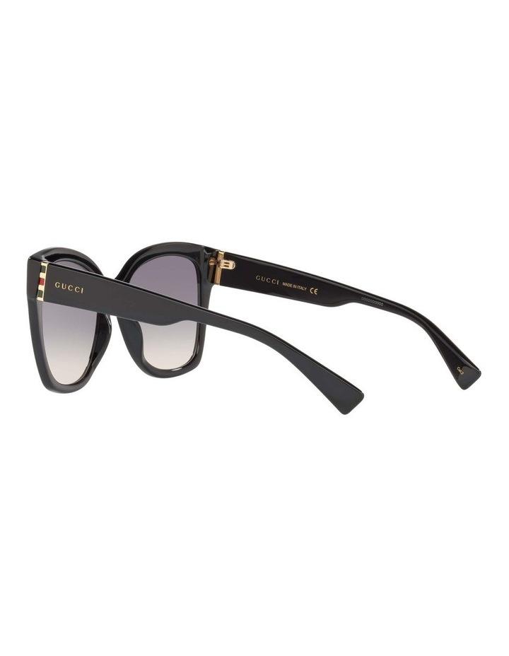 Black Square Sunglasses 0GC001221 1524355001 image 5