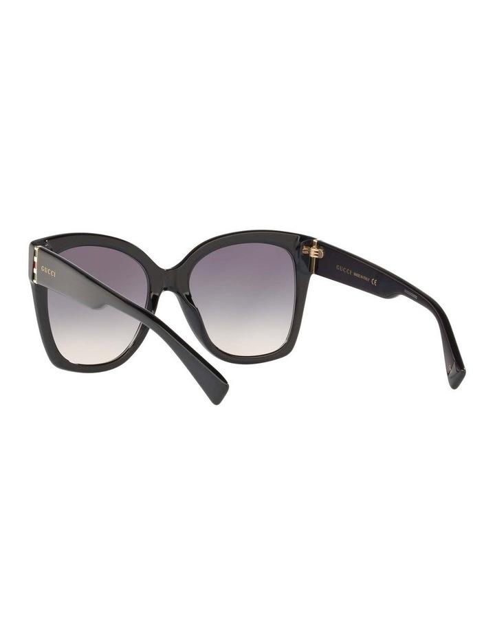 Black Square Sunglasses 0GC001221 1524355001 image 6