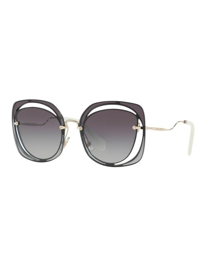 Blue Square Sunglasses 0MU54SS 1516689002 image 2