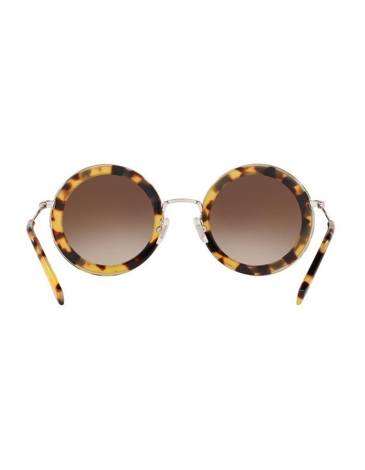 Brown Round Sunglasses 0MU59US 1523644003 image 7