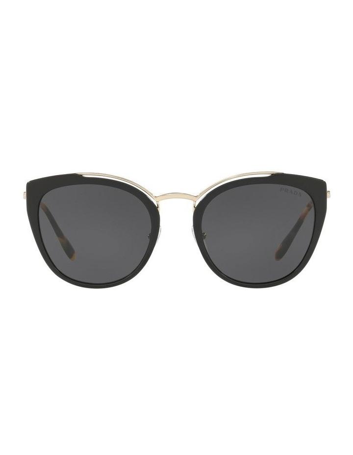 Grey Cat Eye Sunglasses 0PR20US 1519026006 image 2