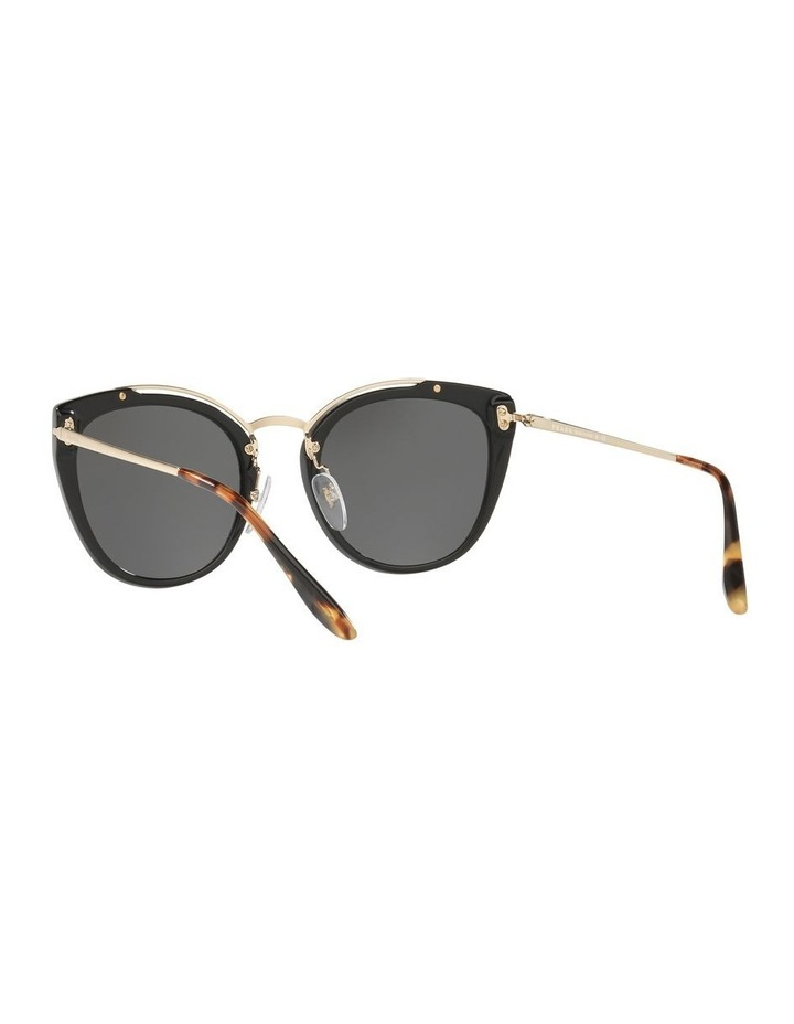 Grey Cat Eye Sunglasses 0PR20US 1519026006 image 6