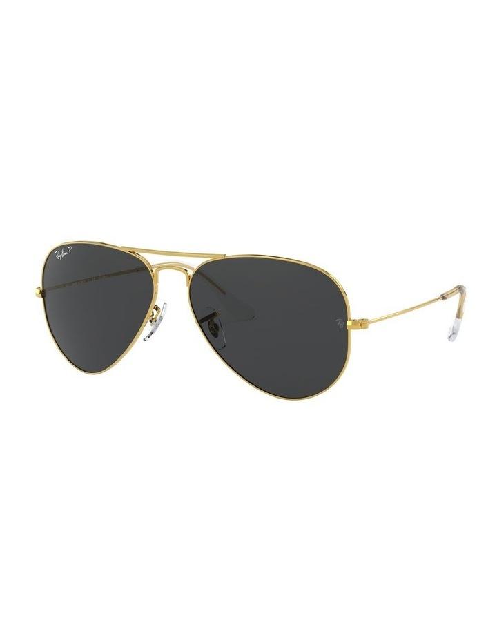 0RB3025 Aviator Large Metal 1062739158 Polarised Sunglasses image 1