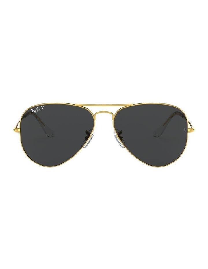 0RB3025 Aviator Large Metal 1062739158 Polarised Sunglasses image 2