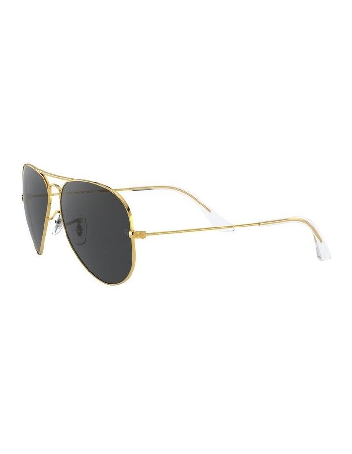 0RB3025 Aviator Large Metal 1062739158 Polarised Sunglasses image 3