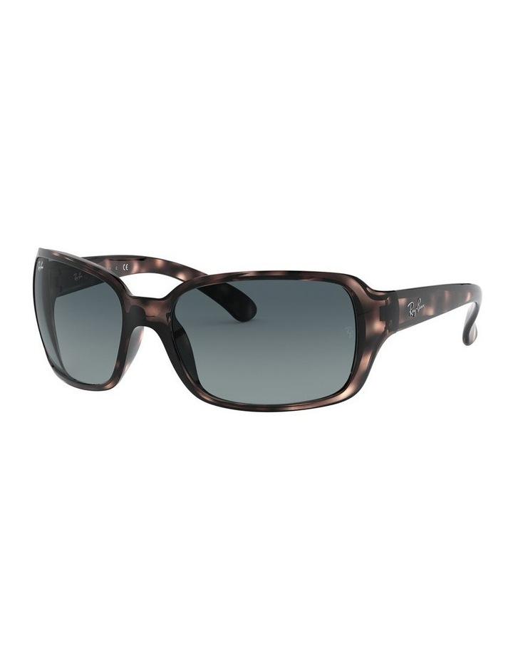 Blue Rectangle Sunglasses 0RB4068 1062940018 image 1