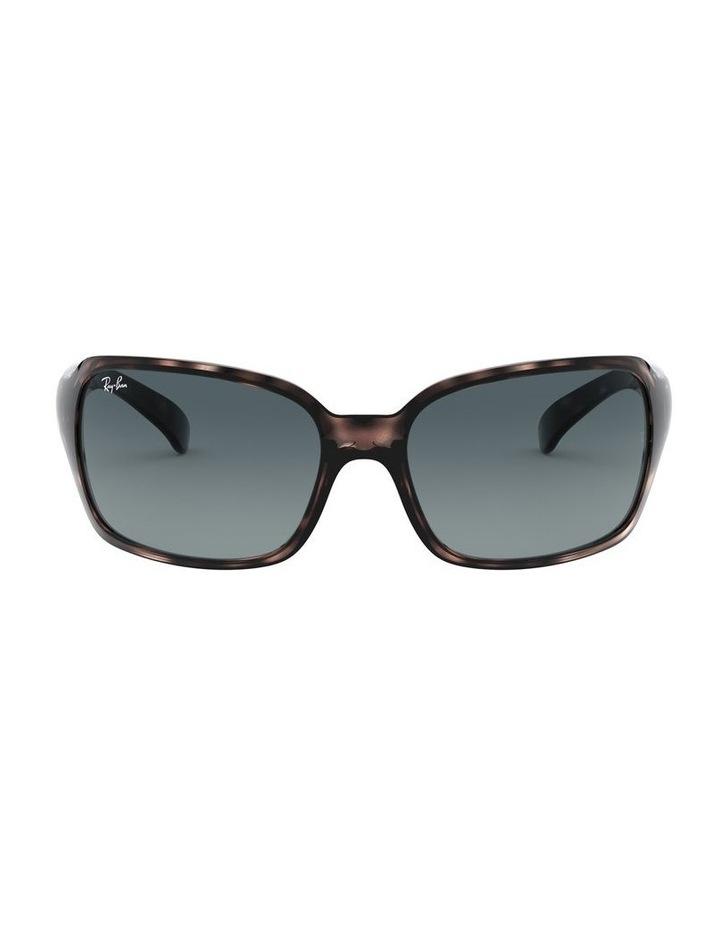 Blue Rectangle Sunglasses 0RB4068 1062940018 image 2