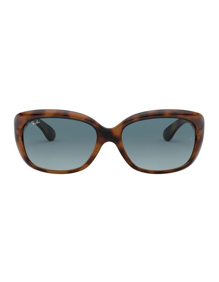 Jackie Ohh Blue Rectangle Sunglasses 0RB4101 1062965039 image 2