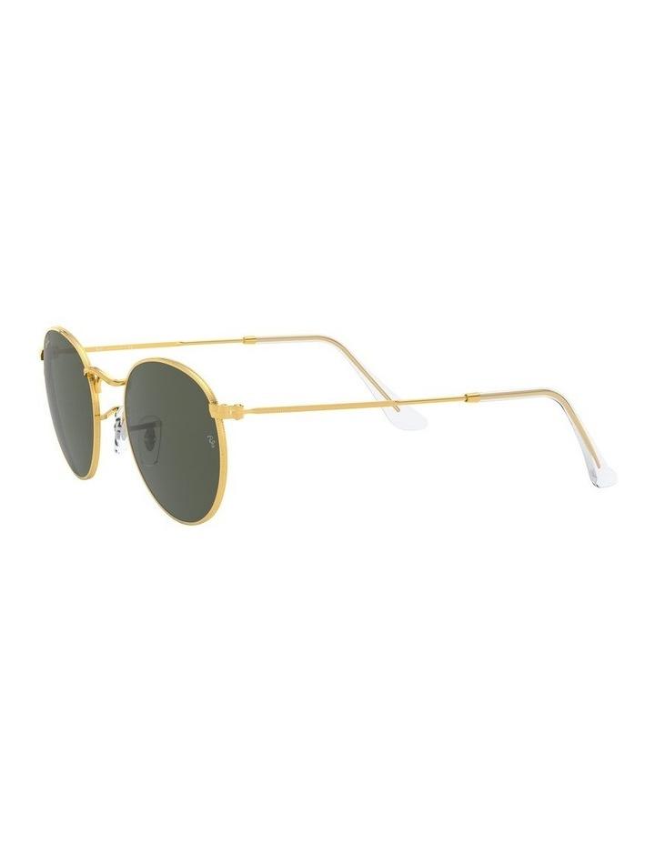 0RB3447 Round Metal 1091187059 Sunglasses image 3