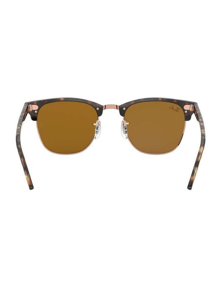 Brown Clubmaster Sunglasses 0RB3016 1130305042 image 7