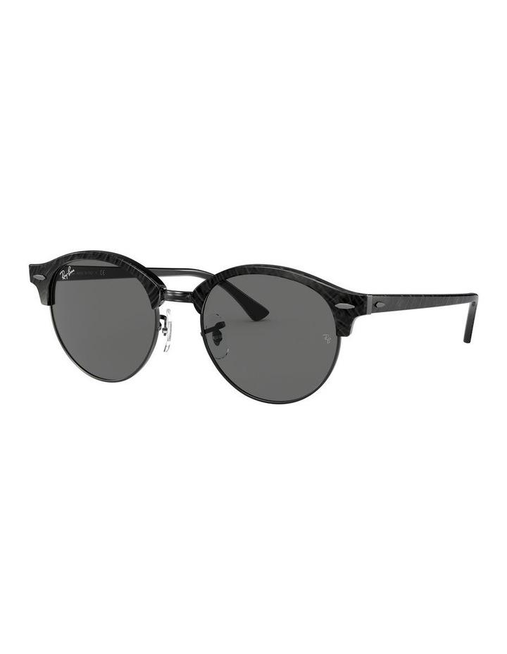 Grey Clubround Sunglasses 0RB4246 1509981025 image 1
