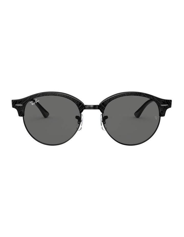 Grey Clubround Sunglasses 0RB4246 1509981025 image 2