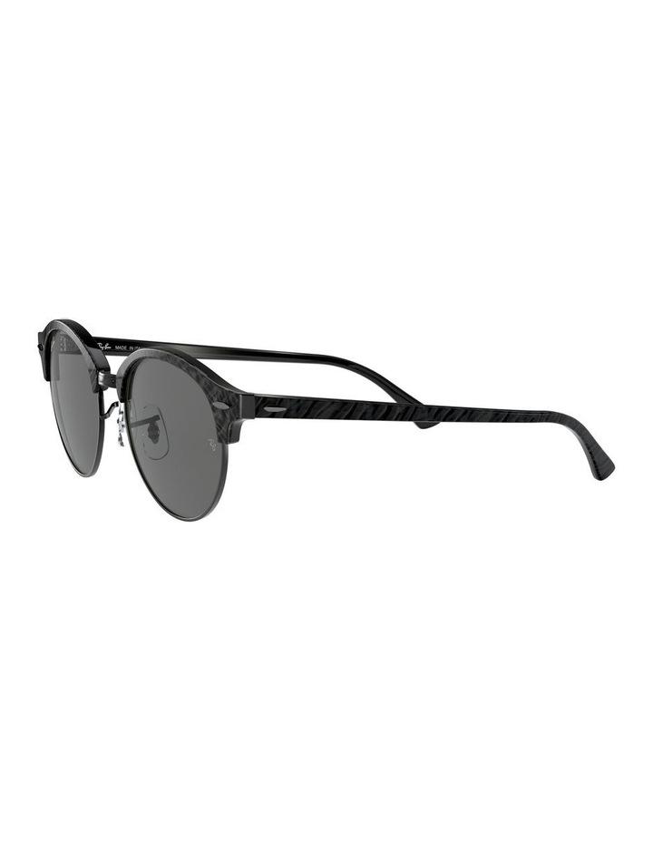 Grey Clubround Sunglasses 0RB4246 1509981025 image 3