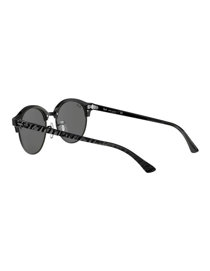 Grey Clubround Sunglasses 0RB4246 1509981025 image 5