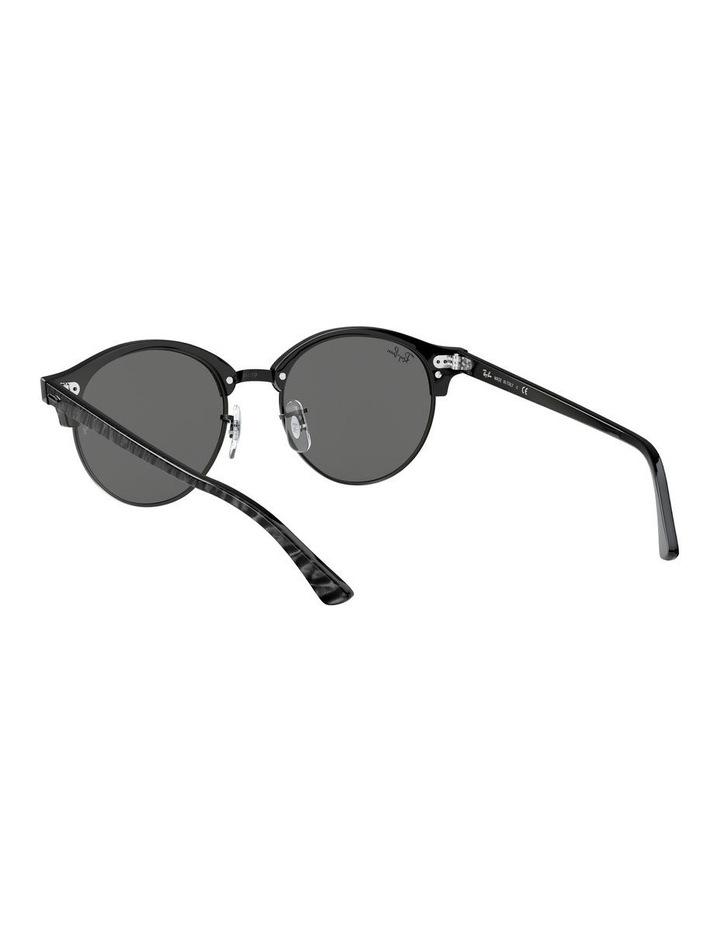 Grey Clubround Sunglasses 0RB4246 1509981025 image 6