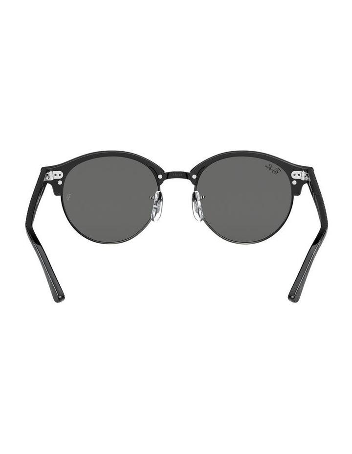 Grey Clubround Sunglasses 0RB4246 1509981025 image 7