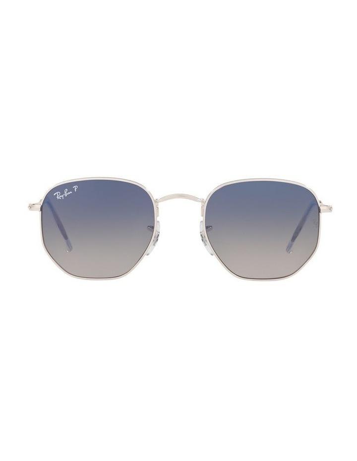 0RB3548N Hexagonal 1511212020 Polarised Sunglasses image 2