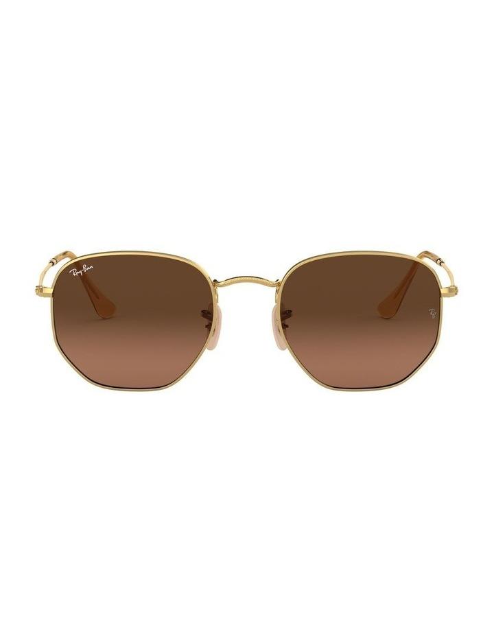 Grey Hexagon Sunglasses 0RB3548N 1511212021 image 2