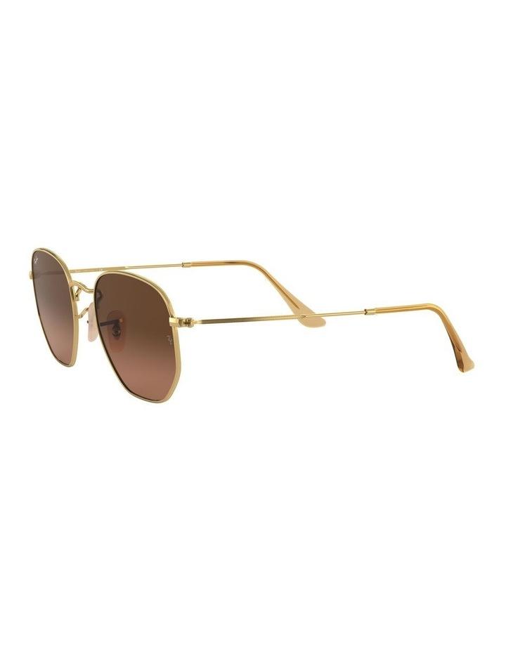 Grey Hexagon Sunglasses 0RB3548N 1511212021 image 3