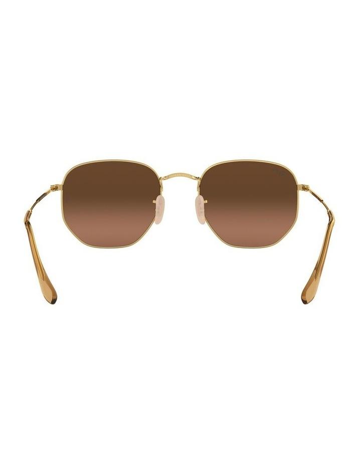 Grey Hexagon Sunglasses 0RB3548N 1511212021 image 7