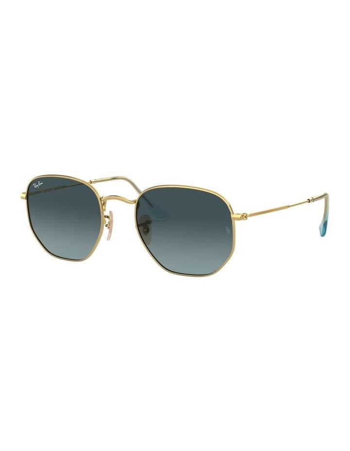 Blue Hexagon Sunglasses 0RB3548N 1511212024 image 1