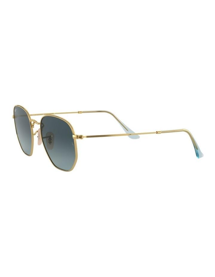 Blue Hexagon Sunglasses 0RB3548N 1511212024 image 3