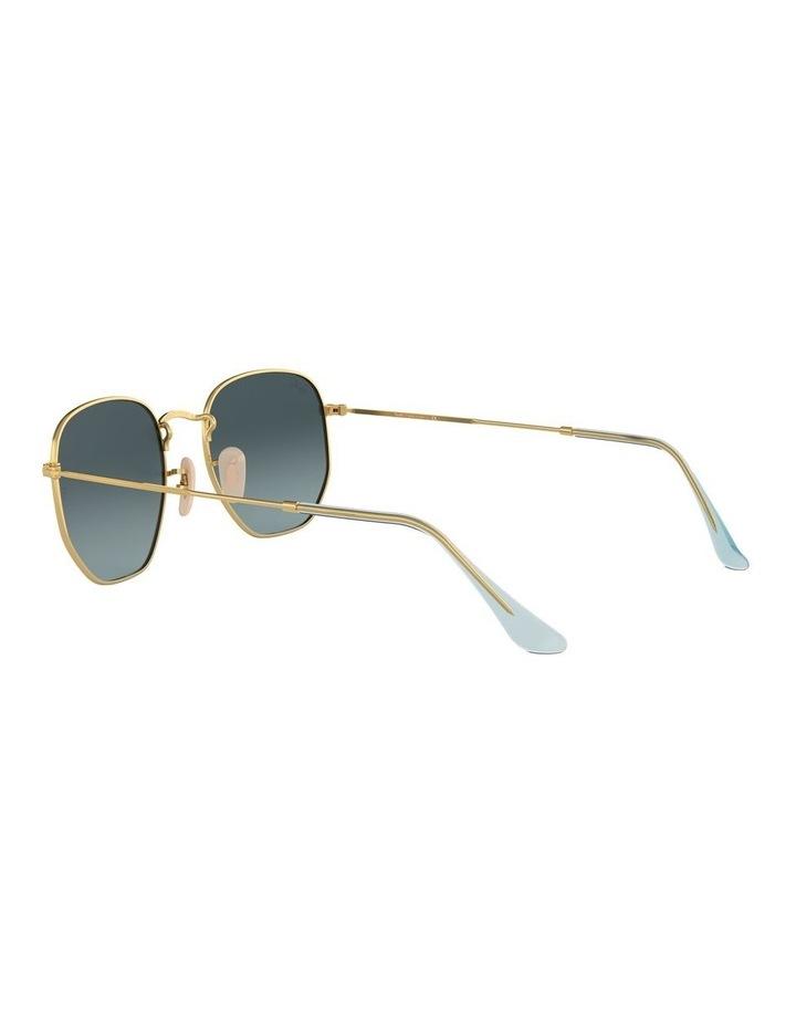 Blue Hexagon Sunglasses 0RB3548N 1511212024 image 5