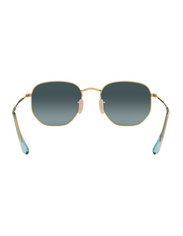 Blue Hexagon Sunglasses 0RB3548N 1511212024 image 7