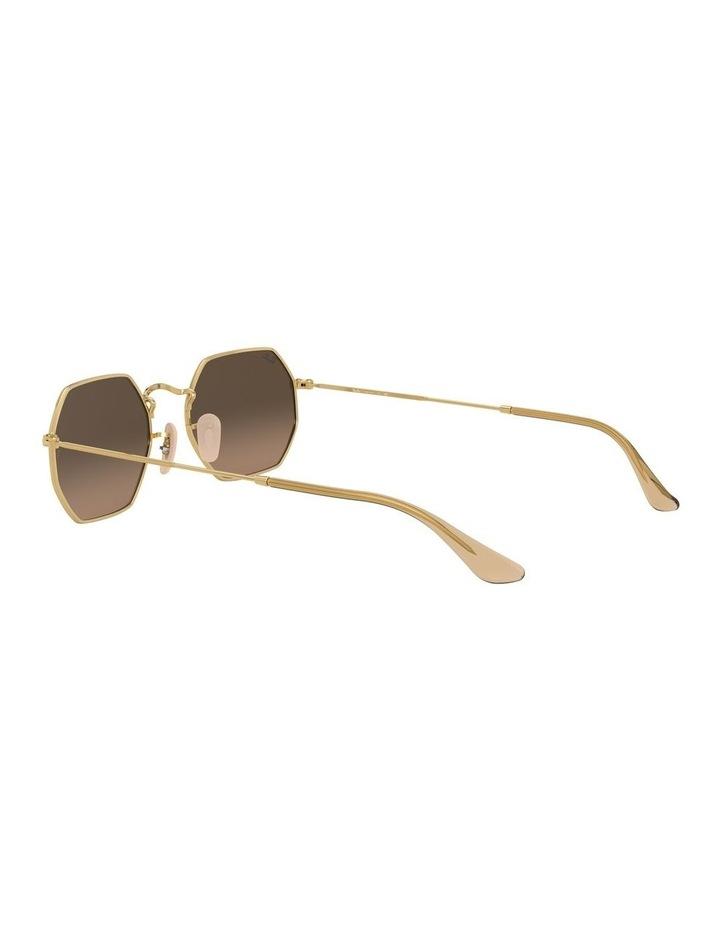 Grey Octagon Sunglasses 0RB3556N 1513005006 image 5