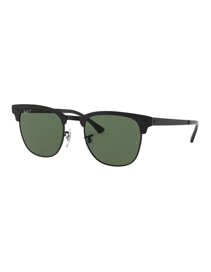 0RB3716 Clubmaster Metal 1518519016 Polarised Sunglasses image 1