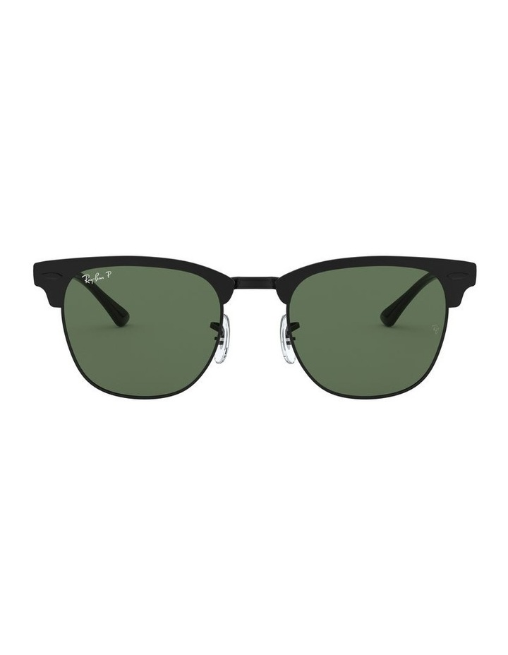 0RB3716 Clubmaster Metal 1518519016 Polarised Sunglasses image 2