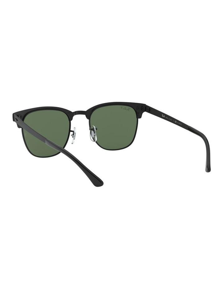0RB3716 Clubmaster Metal 1518519016 Polarised Sunglasses image 6