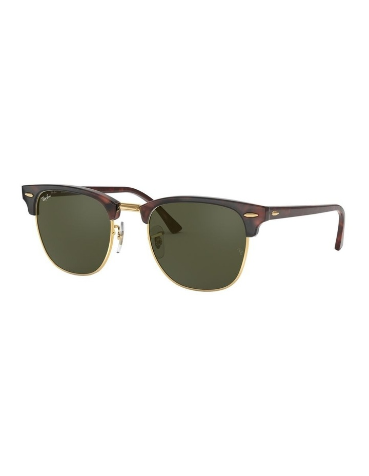 0RB3016F Clubmaster 1519000008 Sunglasses image 1
