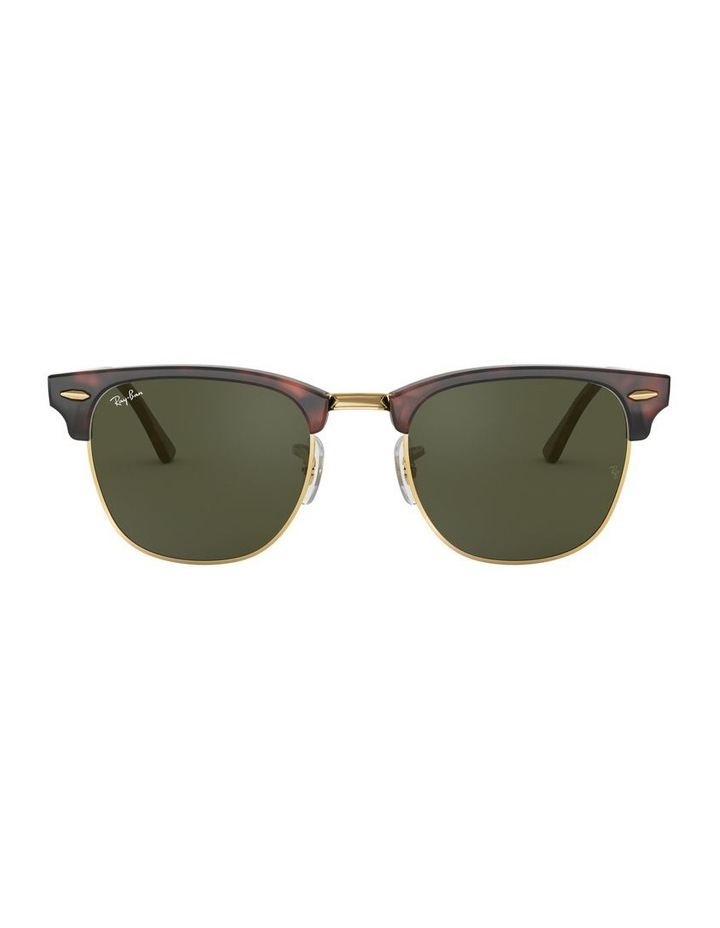 0RB3016F Clubmaster 1519000008 Sunglasses image 2
