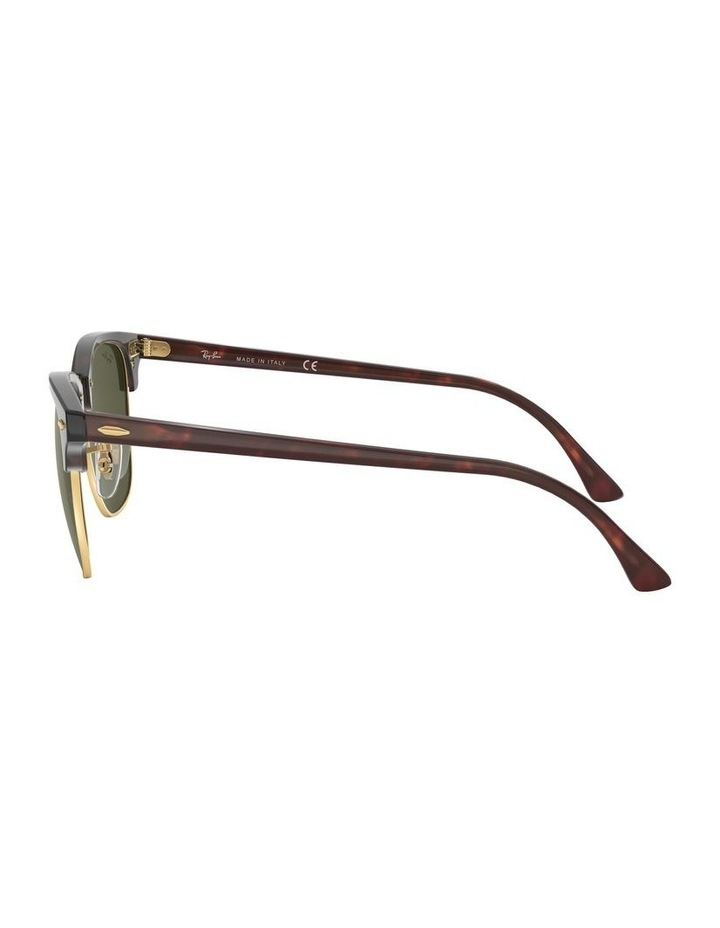 0RB3016F Clubmaster 1519000008 Sunglasses image 4