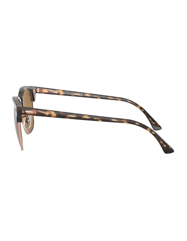 0RB3016F Clubmaster 1519000016 Sunglasses image 4