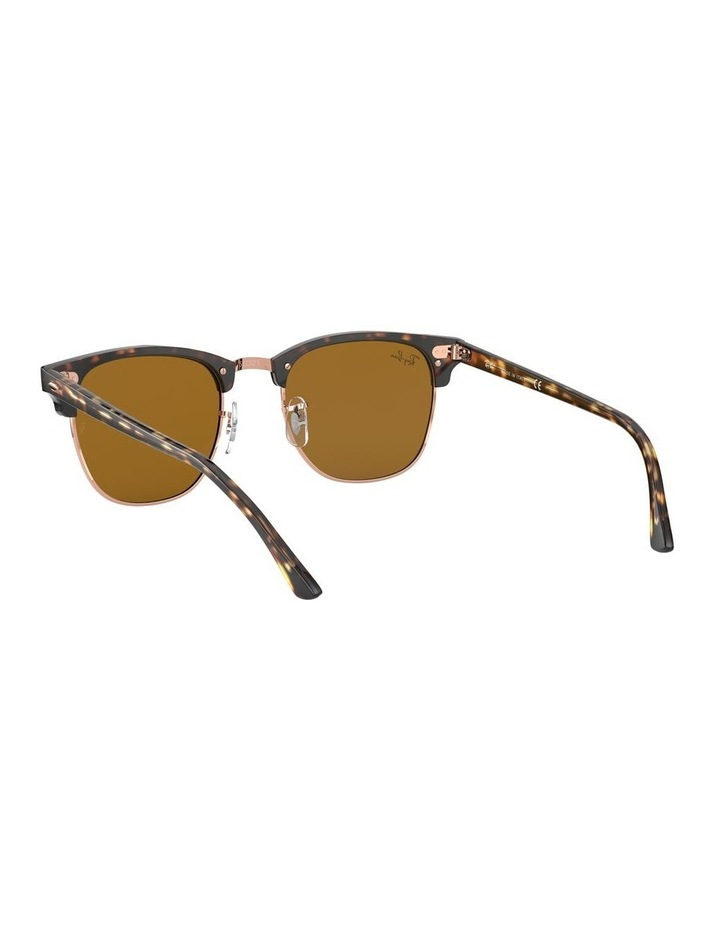 0RB3016F Clubmaster 1519000016 Sunglasses image 6