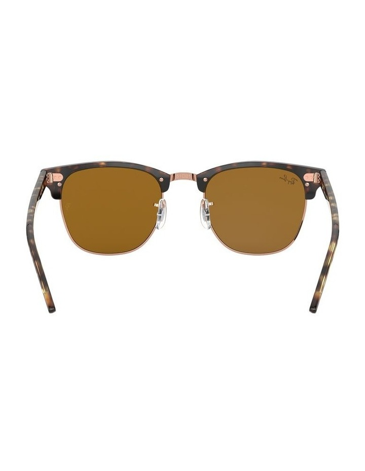 0RB3016F Clubmaster 1519000016 Sunglasses image 7