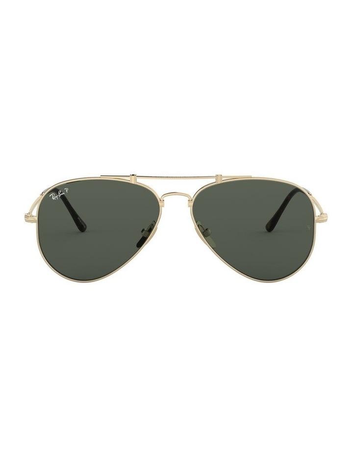 0RB8125M Titanium 1522232001 Polarised Sunglasses image 2