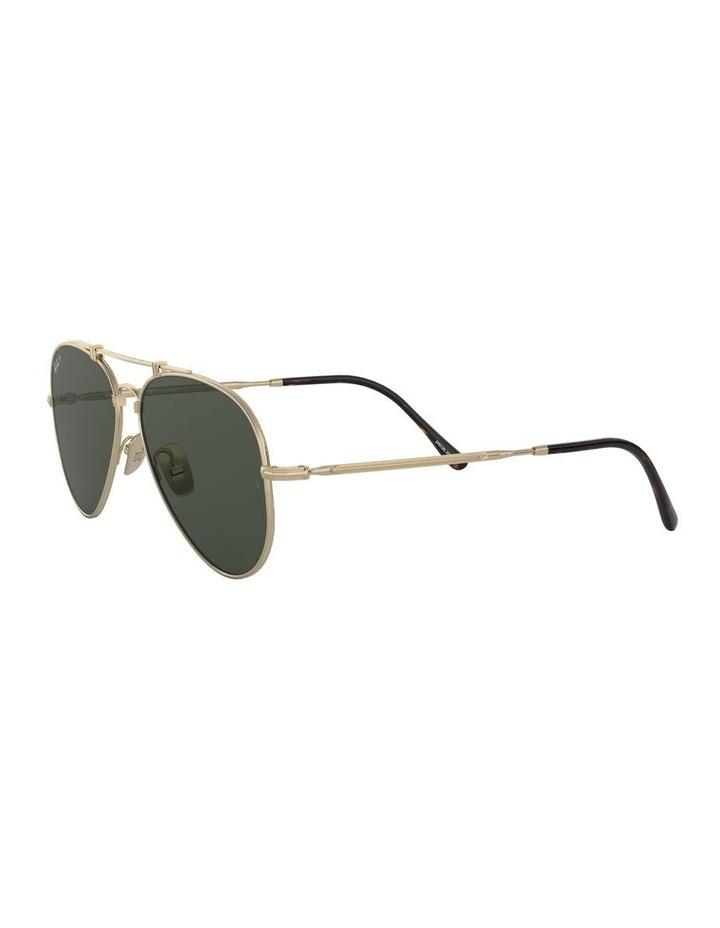 0RB8125M Titanium 1522232001 Polarised Sunglasses image 3